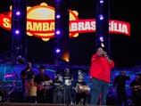 HIT - Confira fotos dos cantores que se apresentaram no Samba Bras�lia