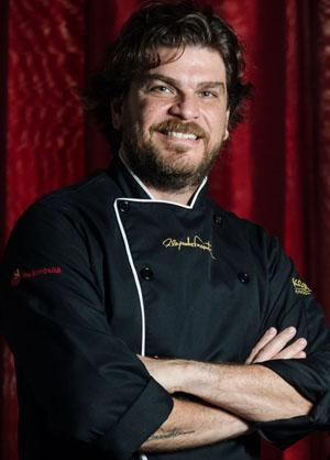 Alexandre Faeirstein: um chef com toque contemporâneo para a culinária (Raimundo Sampaio/CB/D.A Press)
