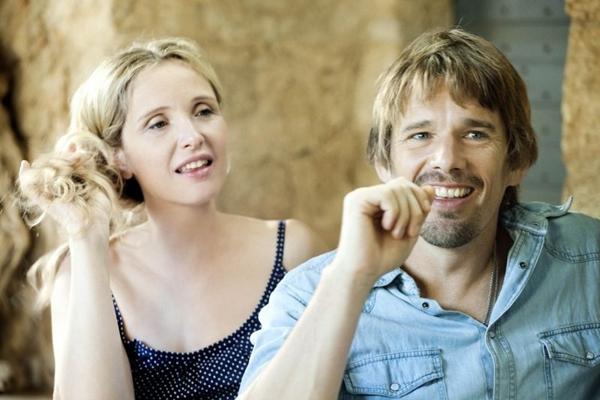 Julie Delpy e Ethan Hawke se reencontram para encerrar trilogia dirigida por Richard Linklater (Diamond Films/Divulgação)