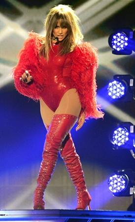 A cantora Jennifer Lopez se divorciou do ex-marido um ano após o casamento, em 1997 (Ethan Miller/Getty Images/DA Press)