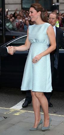 A princesa e esposa do príncipe Willian está grávida de 8 meses  (Tim P. Whitby/ DA Press)