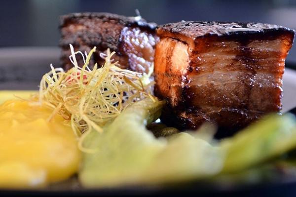 Mistura do Brasil com o Japão, restaurante oferece cardápio variado (Monique Renne/CB/D.A Press)
