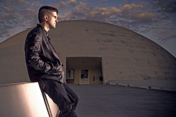 DJ Komka é uma das atrações alternativas do BIFF (Arquivo Pessoal)