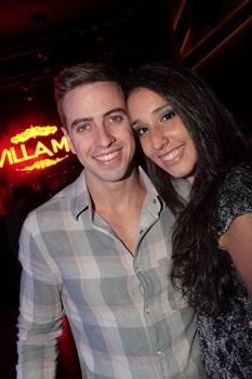 Rodrigo Campanella e Carol Marques (Lula Lopes/Esp. CB/D.A Press)