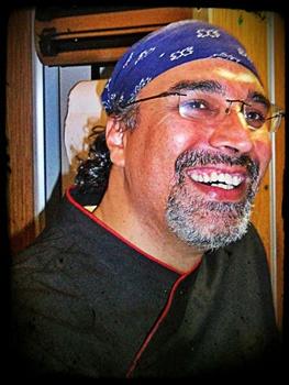 Alexon Michel é especialista em frutos do mar e peixes (Arquivo Pessoal)