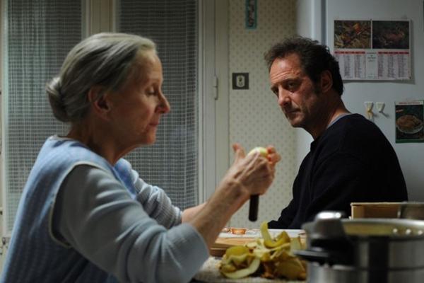 Vincent Lindon e Hélène Vincent em Uma primavera com minha mãe, destaque no último fim de semana do Biff (TS Productions/Divulgação)