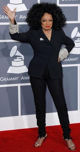 Na lista de exigências da cantora, Diana Ross pede paredes brancas e muita luz (Danny Moloshok/Reuters)