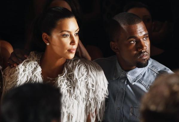 Kim Kardashian deu à luz em 15 de junho (Lucas Jackson/Reuters)
