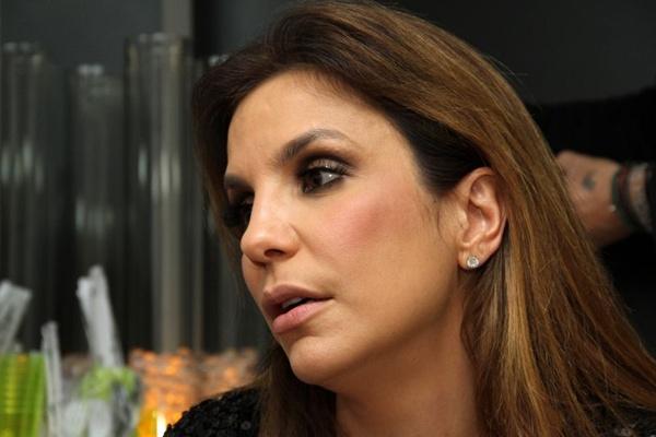 Ivete Sangalo é a atração principal do Seu João (Elio Rizzo/Esp. CB/D.A Press)