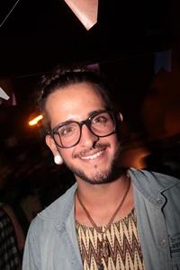 Pedro Ramos na Boombox  (Lula Lopes/Esp. CB/D.A Press)