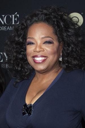 Oprah Winfrey participa da estreia do documentário da HBO Iorque 'Beyonce - A vida é apenas um sonho', em Nova York  (Andrew Kelly/Reuters)