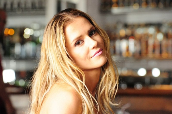 A atriz terminou o relacionamento com o jogador Roger a menos de três meses (Joao Miguel Junior/Tv Globo)
