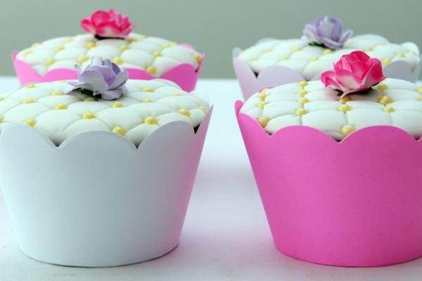 Usado na receita de cupcakes, o vinagre deixa a massa mais macia e pode harmonizar com o recheio escolhido (Valério Ayres/CB/D.A Press)