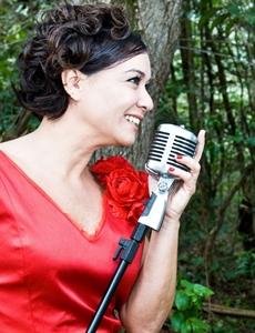 A cantora prefere lugares mais tranqulos (Kenia Riberio/Divulgação/D.A Press)
