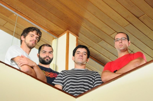 A banda vai comandar a noite com rock alternativo (Edílson Rodrigues/CB/D.A Press)