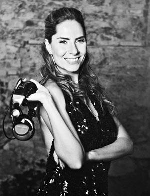 A paulista Ana Flor é uma das atrações da festa Gimme (Victoria Haus/Divulgação)