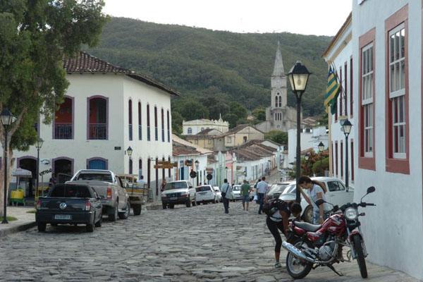 Também conhecida como Goiás Velho, cidade reúne rico patrimônio histórico, gastronomia e ecoturismo (Paulo H. Carvalho/CB/D.A Press)