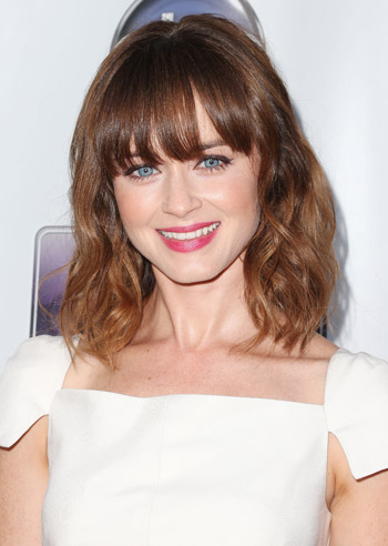 Alexis Bledel, conhecida pela série Gilmore Girls, está cotada para protagonizar o longa (Frederick M. Brown/AFP)