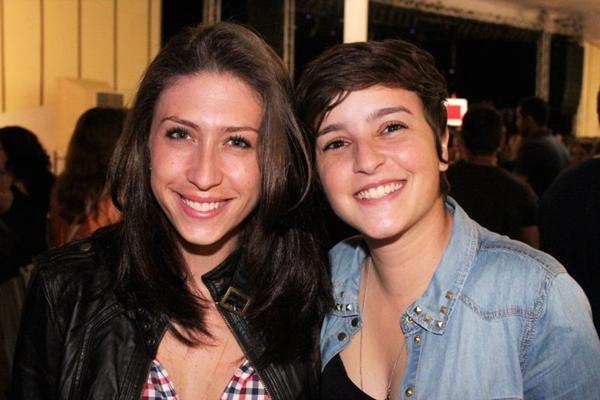 Ana Paula Barbosa e Tatiana Valença (Luis Xavier de França/Esp. CB/D.A Press)
