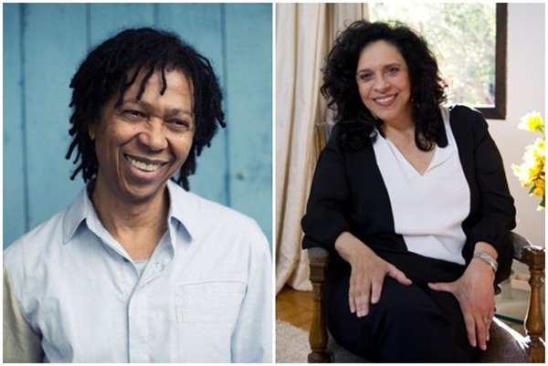 Os dois representantes da MPB chegam a Brasília para divulgar novas turnês (Tomás Rangel/Divulgação e GNT/Divulgação)