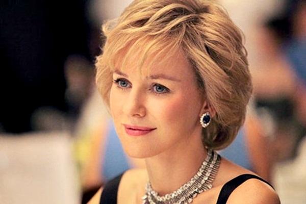 Os dois últimos anos da vida da princesa vão ser retratados no filme por Naomi Watts (Reprodução/Internet)