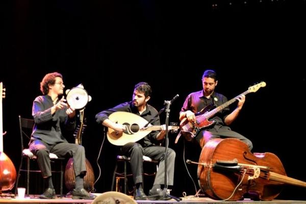 Clube do Choro recebe a música mediterrânea do grupo Kervansarai (Lili Horácio/Divulgação)