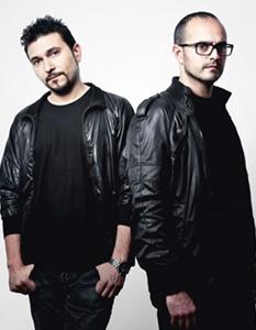 A dupla espanhola Amo   Navas (AMO NAVAS/Reprodução)