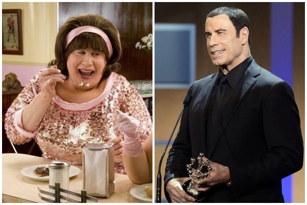 O ator disse em entrevista que se divertiu interpretando Edna Turnblad, em Hairspray (PlayArte/Divulgação, REUTERS/Vincent West)