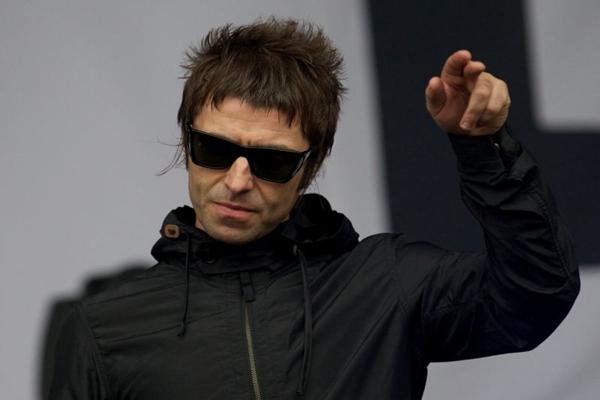 O cantor Liam Gallagher é casado com a ex-vocalista do All Saints (Andrew Cowie/AFP Photo)
