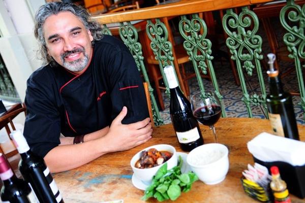 Alexon Michel: uma rabada pede um vinho muito mais estruturado (Bruno Peres/CB/D.A Press )