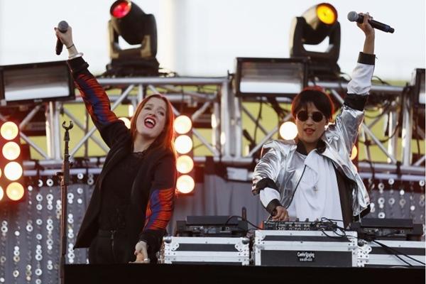 Duo sueco utiliza-se de diversas referências dos anos 1990 (REUTERS/Danny Moloshok)
