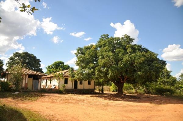 As paisagens do Parque Nacional Grande Sertão Veredas: unidade de conservação do Instituto Chico Mendes é uma das atrações da região (Alexandre Guzanshe/EM)