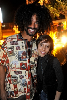 Luís Henrique Oliveira e Rafaela Corrêa (Luis Xavier de França/Esp. CB/D.A Press)