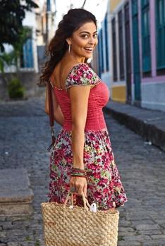 Antônio é o segundo filho da atriz com o marido Carlos Eduardo Baptista (Ique Esteves/TV Globo)