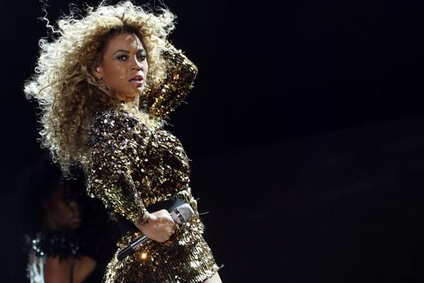 A cantora se apresenta em 17 de setembro (AFP PHOTO / Adrian Dennis)
