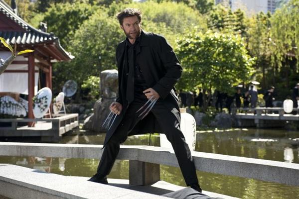 Hugh Jackman é a única estrela no elenco, formado, na maioria, por atores japoneses desconhecidos (Fox Film/CB/D.A Press)