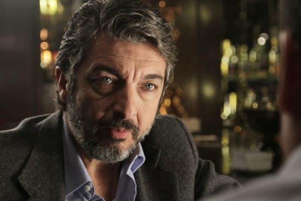 Ator símbolo do cinema argentino, Ricardo Darín protagoniza fita do estreante Hernán Goldfrid (Biff/Divulgação)