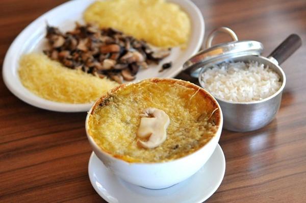 Ademir Gudrin: É uma daquelas comidas que te acolhem no inverno (Marcelo Ferreira/CB/D.A Press)