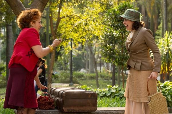As atrizes da Cia. As Graças se basearam em depoimentos de mulheres reais para montar Marias da Luz (João Caldas/Divulgação)