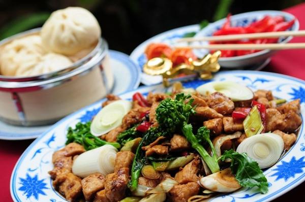 A melhor comida chinesa da capital, para Nicolas Behr, é a do Restaurante Pequim (Bruno Peres/CB/D.A Press)