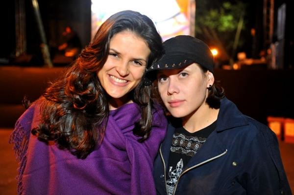 Raissa Azevedo e Andreia Nayrim (Luis Xavier de França/Esp. CB/D.A Press)