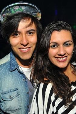 Douglas Gomes e Naiara Lins (Luis Xavier de França/Esp. CB/D.A Press)