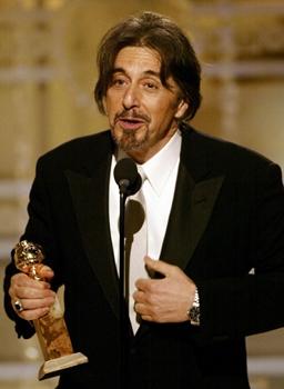 O remake de 1983 rendeu à Al Pacino uma indicação ao Globo de Ouro (AP Photo/NBC, Chris Haston)