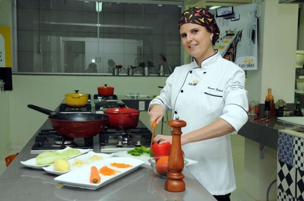 Mariana Rollemberg: 'É possível fazer pratos até mais saborosos à base dessas partes do boi' (Zuleika de Souza/CB/D.A Press)