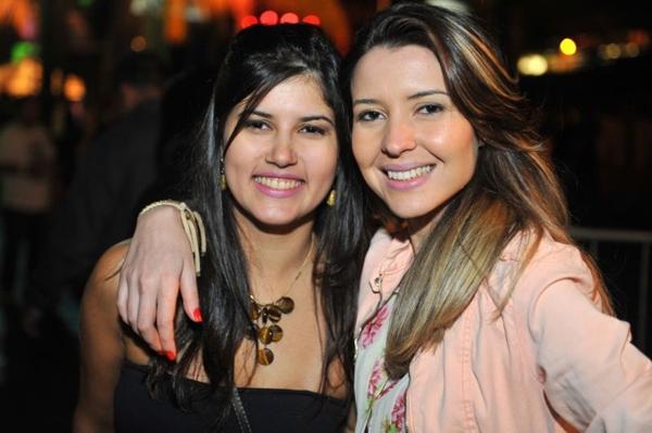 Gabriela Soares e Mônica Amorim (Luis Xavier de França/Esp. CB/D.A Press)