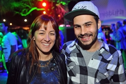Helen Ramos e Daniel Mendes (Luis Xavier de França/Esp. CB/D.A Press)