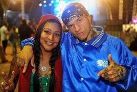Rose Alves e Weverson Oliveira (Luis Xavier de França/Esp. CB/D.A Press)