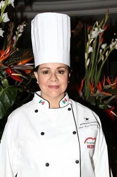A chef mexicana Mari Carmen assina os pratos do festival (Divulgação)