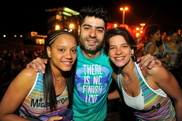 Fabiana Batista, Bruno Bona e Monaliza de Souza (Luis Xavier de França/Esp. CB/D.A Press)