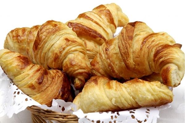 Croissants da confeitaria Daniel Briand (Viola Junior/Esp. CB/D.A Press - 4/7/13)